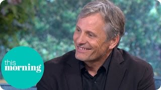 Viggo Mortensen Talks Captain Fantastic And Off-Grid Parenting | This Morning