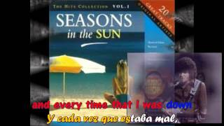 Terry Jacks  Season in the sun Inglés Español
