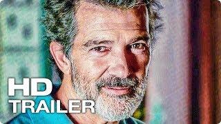 БОЛЬ И СЛАВА Русский Трейлер #2 (2019) Пенелопа Крус, Антонио Бандерас
