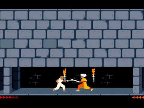 Prince Of Persia (1989) - Level 7