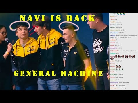 NAVI-VP Navi its back( YES) First tournament win.ADRENALINE CYBER DOTA 2 Нави вернулись(да)