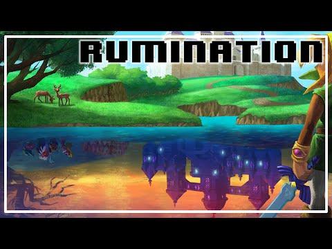 Rumination Analysis on Legend of Zelda: Link Between Worlds