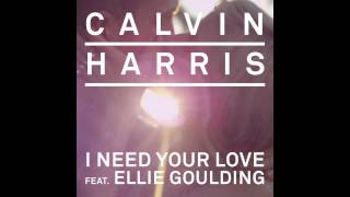 (Acapella) Calvin Harris - I Need Your Love