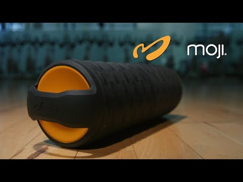 Moji Heat Roller Heated Foam Roller for Athletes and Workout Recovery
