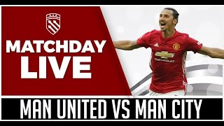 Manchester United vs Manchester City LIVE STREAM WATCHALONG thumbnail
