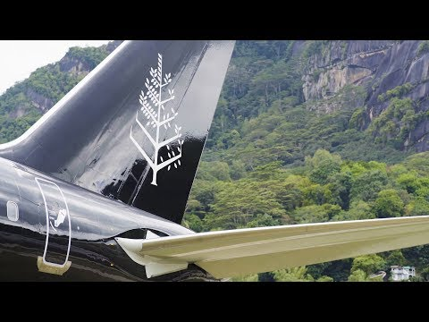 Travel the World in 90 Seconds on the Four Seasons Private Jet