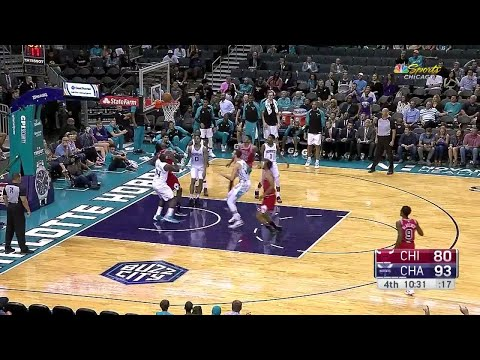 4th Quarter, One Box Video: Charlotte Hornets vs. Chicago Bulls
