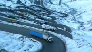 Estrada da Morte!!! Caracol Cordilheira dos Andes - Chile - Rodovias mais perigosas do mundo