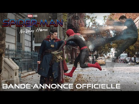 Spider-Man : No Way Home - Bande-annonce officielle (HD)