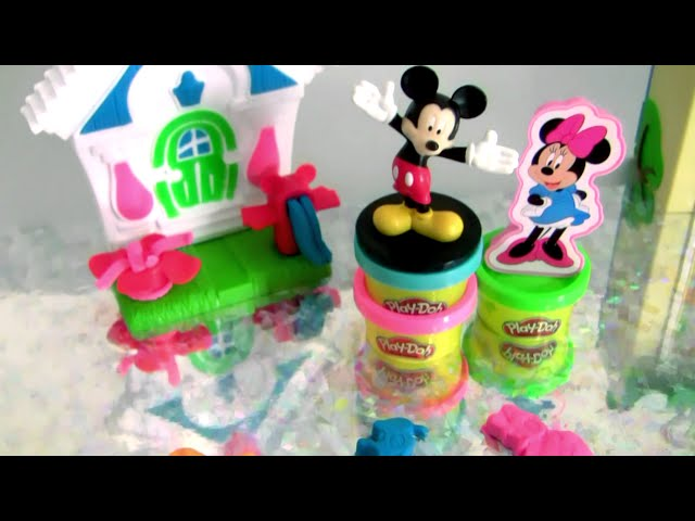 Mickey Magical Playhouse Playdoh Disney Junior