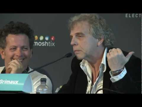 EMC 2012: Access All Areas - Backstage with Australian Festivals