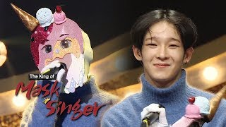Nam Tae Hyun - &quotLosing Heart&quot by Nell [The King of Mask Singer Ep 188]