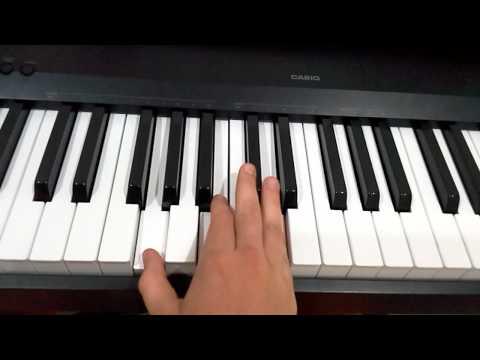 Lost Boy - piano tutorial  (EASY)