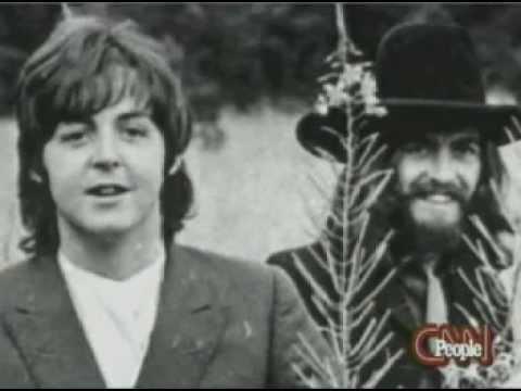 George Harrison - Special (CNN People)