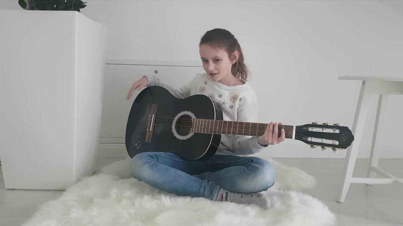 Für Kinder Gitarre spielen leicht erklärt - YouTube