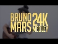 OTS: Bruno Mars Medley and TOUR Announcement!