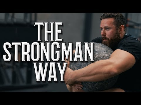 TYSON MORRISSY – The Strongman Way