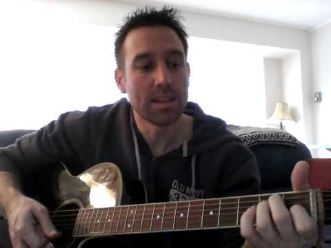 outside by Staind tutorial with words