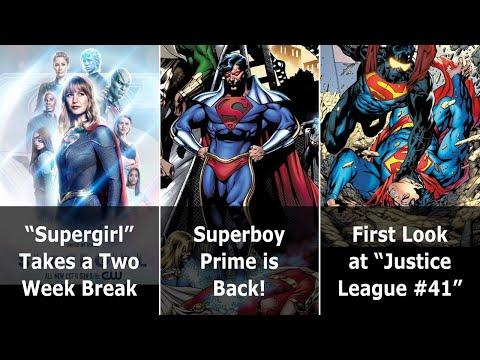 Superboy Prime is Back! - Speeding Bulletin (January 22-28, 2020)