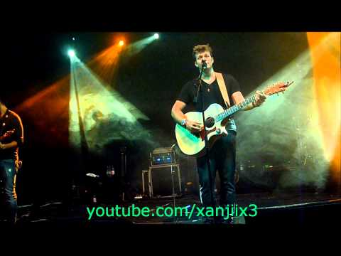 [HD] Tyler Ward - I Don't Wanna Miss This (Live In Nuremberg, October 26, 2012)