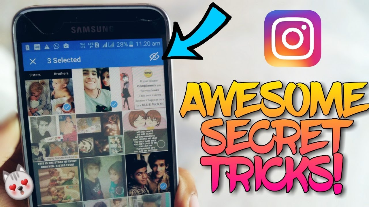 11 Cool New Instagram Tricks Everyone Should Know (2017)