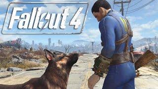 Fallout 4 Official Announcement Trailer!