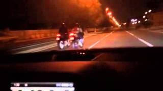 E63 2014 vs 2 Bikes (600)