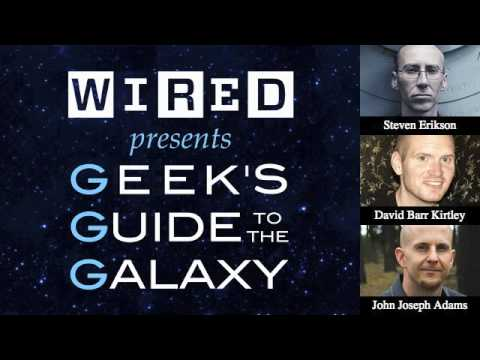 Steven Erikson Interview - Geek's Guide to the Galaxy Podcast #74