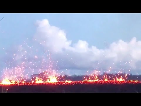 Hawaii volcano: 20th fissure confirmed