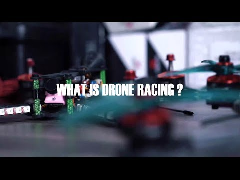 ONEGLOVE - WHAT IS DRONE RACING ?