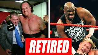 10 Wrestlers Who Sadly Retired Forever In 2020 WWE AEW etc