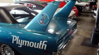 1970 Plymouth Road Runner Superbird 440 V8 375 HP Muscle Car