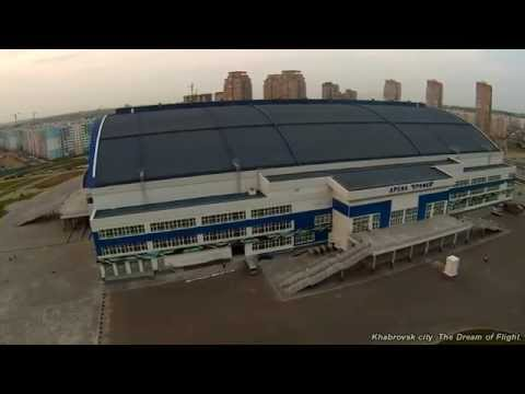 Khabarovsk city. The Dream of Flight.
