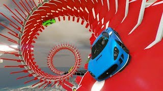 SÚPER IMPOSIBLE! - CARRERA GTA V ONLINE - GTA 5 ONLINE