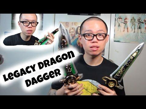 UNBOX: Legacy Dragon Dagger