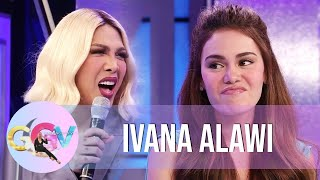 Ivana opens up about her ex-boyfriend who cheated on her | GGV