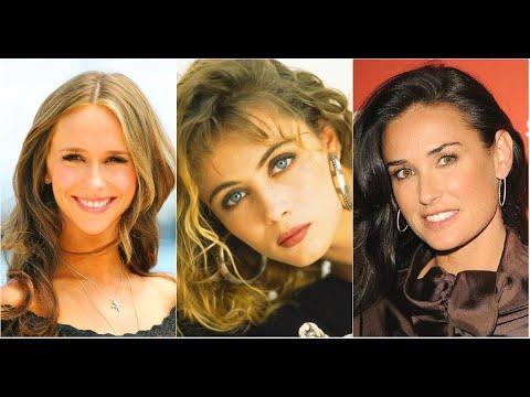 Куда пропали эти Актрисы? Звезды 80-х 90-х (Деми Мур Нив Кэмпбелл Синтия Ротрок и другие)