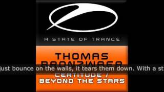 Thomas Bronzwaer - Certitude (Original Mix)
