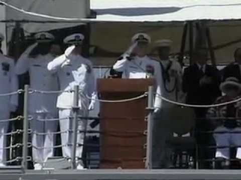Show 49 USS Stockdale DDG 106 Commissioning
