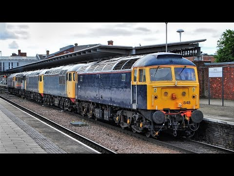 Railways 2017 – Unseen Footage Compilation (Part 2)