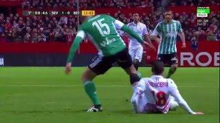Sevilla 4-0 Betis Vuelta copa del rey