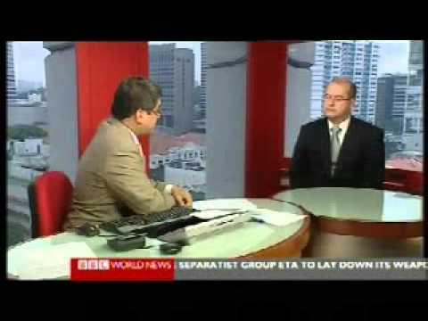 GES 2011 BBC World Asia Biz Warren Hogan ANZ