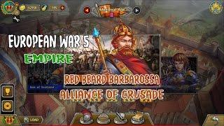 European War 5 : Empire [Barbarossa] - Alliance of Crusade