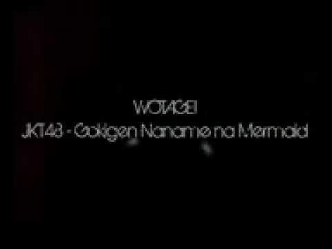 Wotagei - Gokigen Naname Na Mermaid