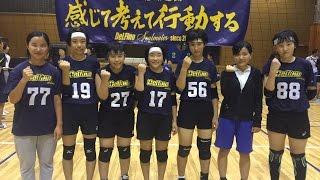 中学生バレーボールチーム デルフィーノSoulMatesの卒団記念ムービー.