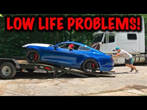 Rebuilding A Wrecked 2017 Mustang GT Part 6