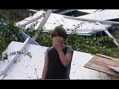 Survivng Hurricane Omar 2008 ST Croix USVI New Aftermath Pictures Of Destruction