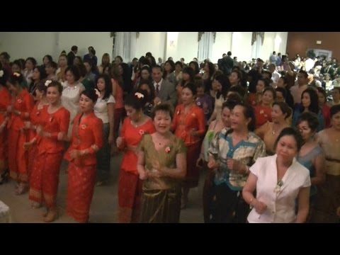 THE LAO EMBASSY TO THE UNITED NATION (  UN ) 2559 NEW YEAR PARTY IN CONNECTICUT 5/14/16