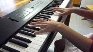 Lady Antebellum - Need You Now ~piano version~