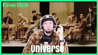 "MUSICIAN REACTS| EXO- ""Universe"" 